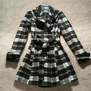 Rue21 Winter Trench Coat NWOT